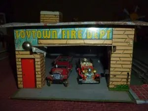 Wyandotte Toytown Fire Dept