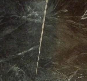 Fix gaps in vinyl tile or planks