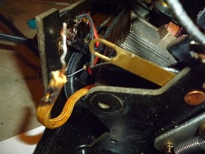 Lionel RW diode placement