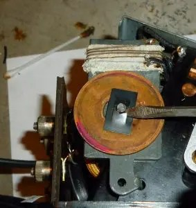 Lionel RW rectifier removal