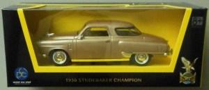 1:48 O scale autos - Studebaker