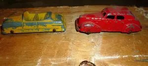 Restoring Tootsietoys - to restore or not