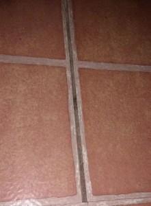 vinyl tile expansion gap