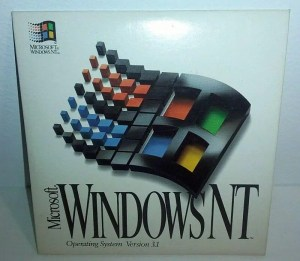 advantages and disadvantages of Windows NT 3.1