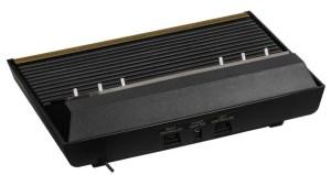 Atari 2600 AC adapter location