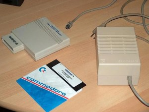 Commodore 64 power supply 390205-01