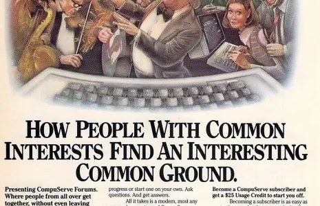 What happened to Compuserve?