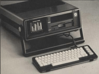 The SX-64 is one of the more sought after Commodore 64 models
