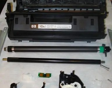 Toner vs drum unit: Laser printer consumables
