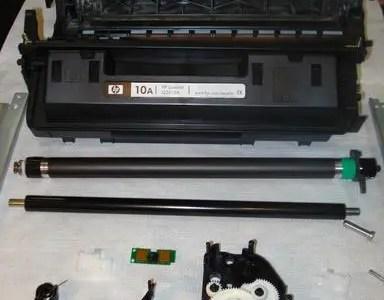 Toner vs drum unit: Laser printer consumables