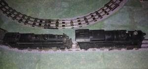 scale vs gauge: AF 561 vs Lionel 675