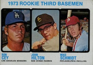 Mike Schmidt rookie card value