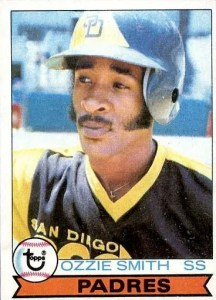 Most valuable baseball cards of the 1970s - Ozzie Smith