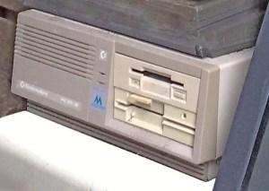 Commodore computer models - PC-20