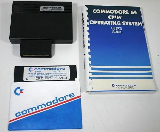 Commodore 64 Z80 cartridge - The Silicon Underground
