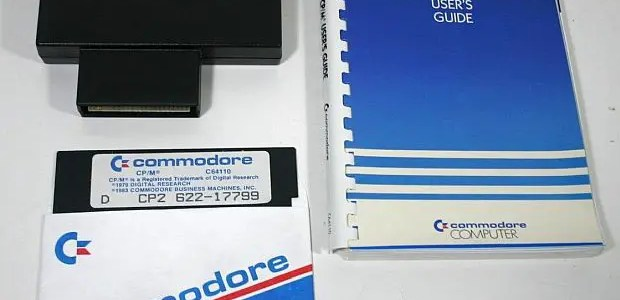 Commodore 64 CP/M operating system