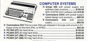 Commodore computer models - C-65