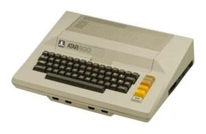 Computers in 1980: Atari 800