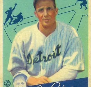 1934 Goudey baseball cards