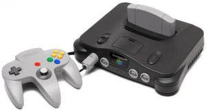 commodore 64 vs nintendo 64 - the N64