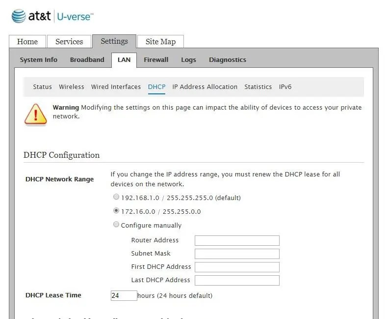 How to use your own router with AT&T U-verse or AT&T Fiber