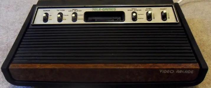 Sears Atari 2600 clone: The Sears Video Arcade