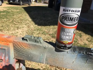 what is self-etching primer