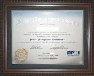Best certifications to get - PMP