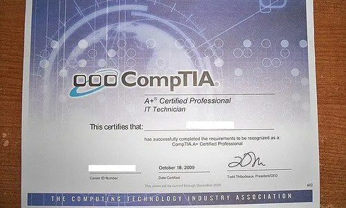 Best certifications to get