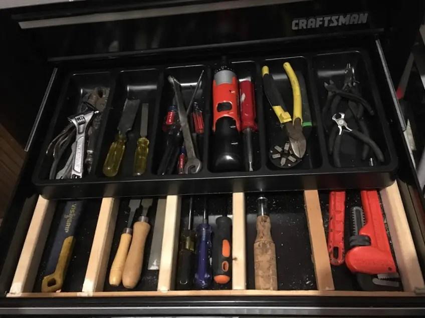 organize tool box drawers cheap