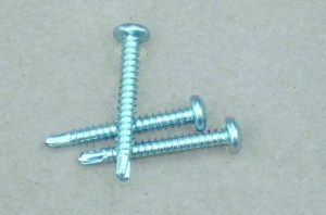 what are thread cutting screws used for?