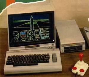 C64 vs Apple II