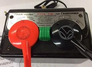 Lionel TW transformer