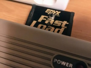 Pi1541 and fast load