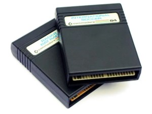 computer game cartridges