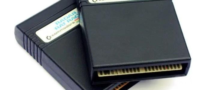 Computer game cartridges