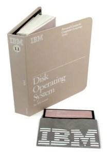 PC DOS vs MS-DOS