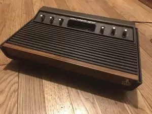 how to disassemble an atari 2600