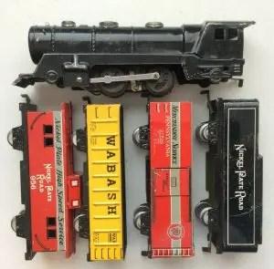 Marx 994 locomotive
