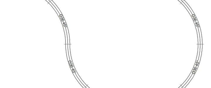Does a Lionel train have to run in a circular loop?