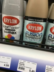 how long to let spray paint dry