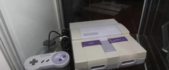 How to hook up a Super Nintendo