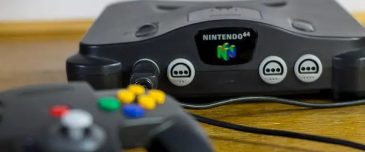 How to hook up a Nintendo 64