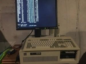 Frankenstein IBM 5170