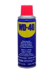 wd-40 used for