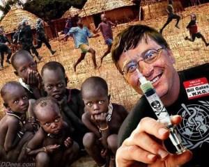 Bill Gates, villain