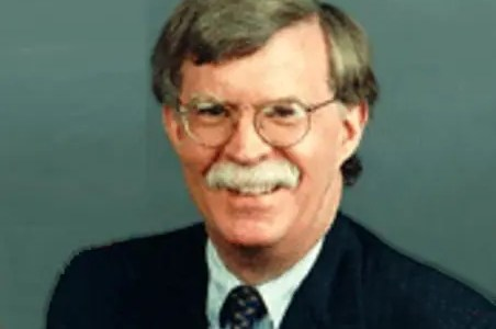 John Bolton, The Room Where It Happened: A review