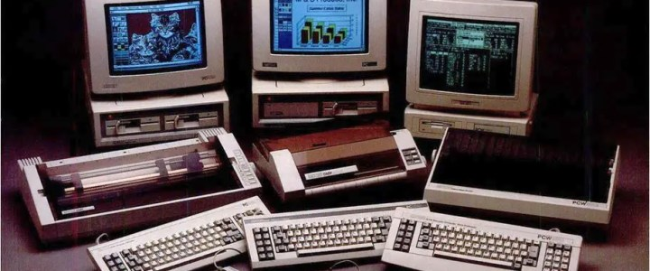 Amstrad PCs: The PC1512 and PC1640
