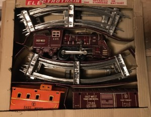 Mizuno East-West train set