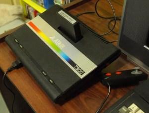 Atari 7800 vs NES